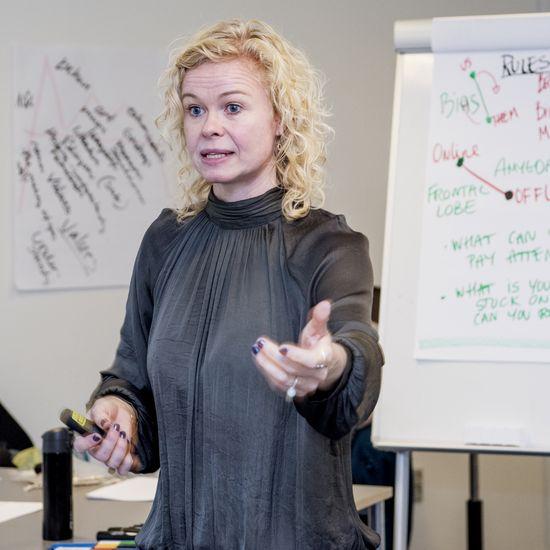 Annette Dahl, CEO og cheftræner i C3 Consulting
